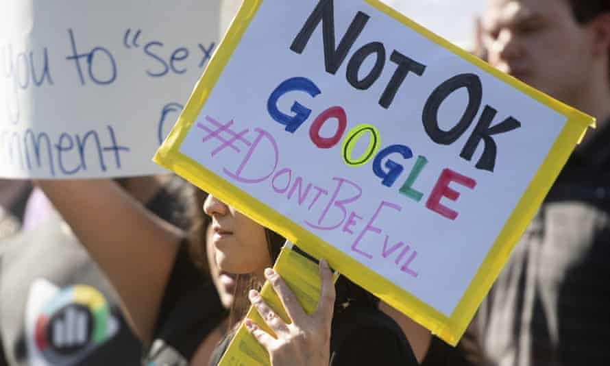 The Google Walkout Settlement